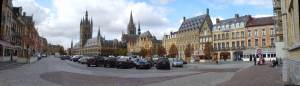 Ieper Market Square