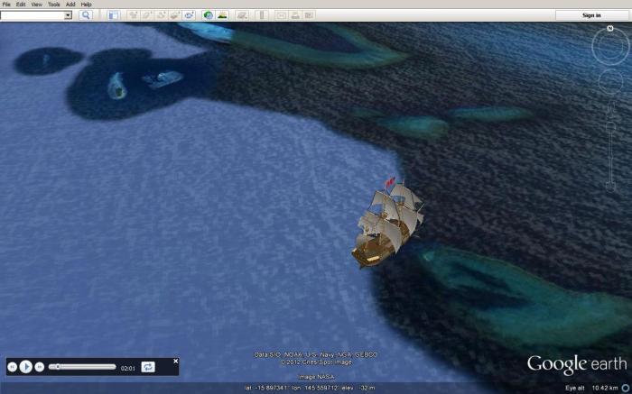 Pickersgill Reef